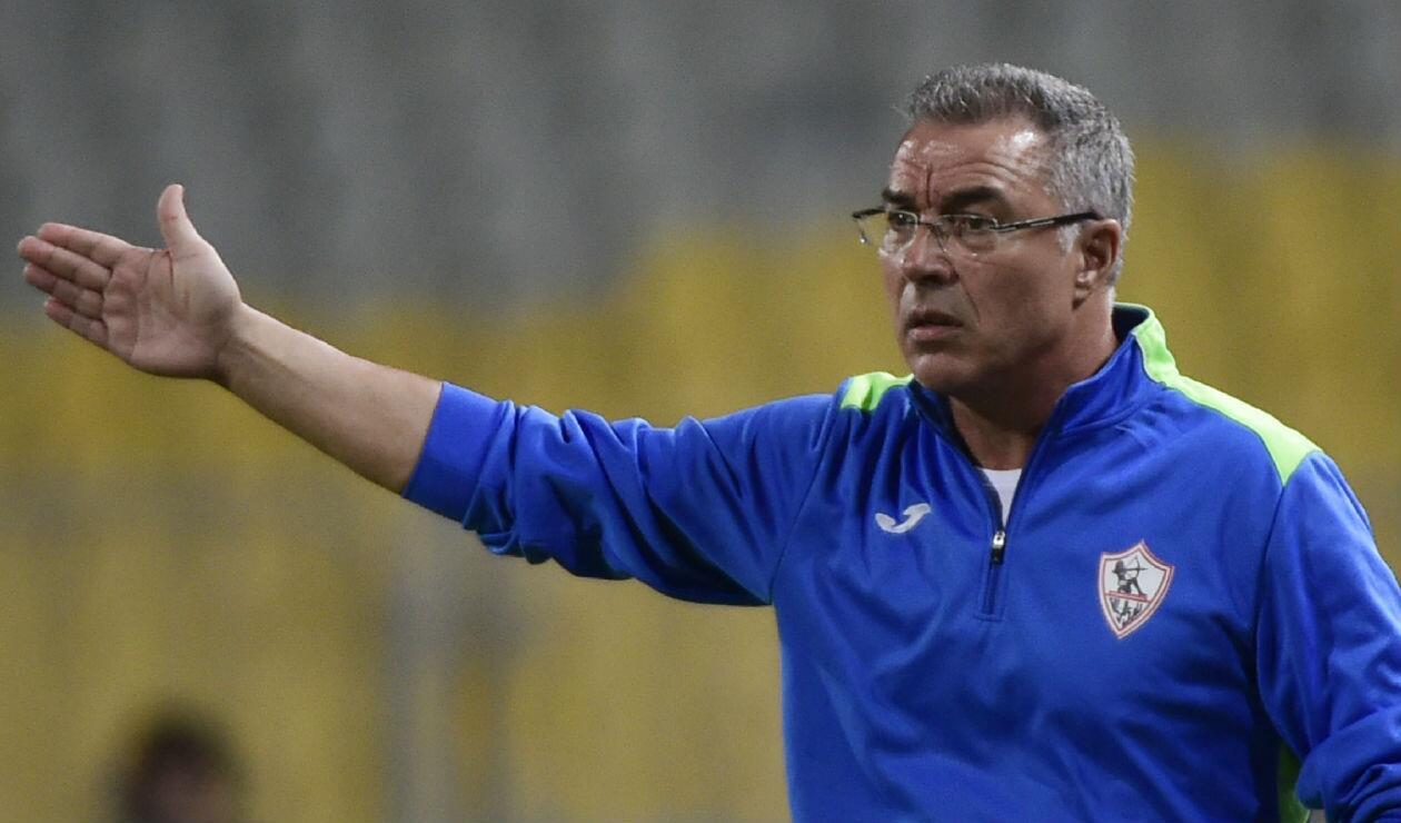 Augusto Soares Inácio, técnico portugués