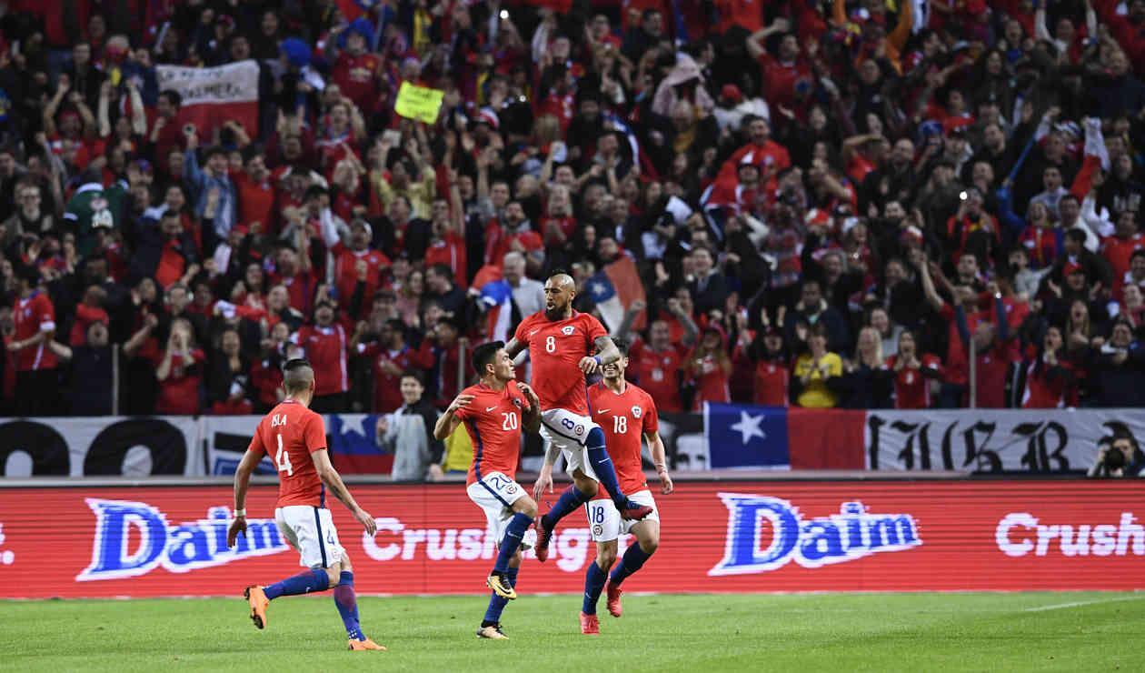 Chile deja atrás el sismo de Japón y se alista para enfrentar a Corea del Sur