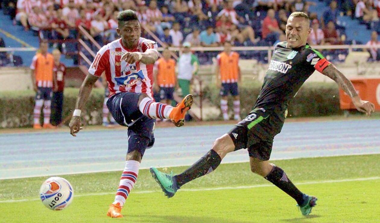 Junior vs Atlético Nacional - Liga Águila 2018