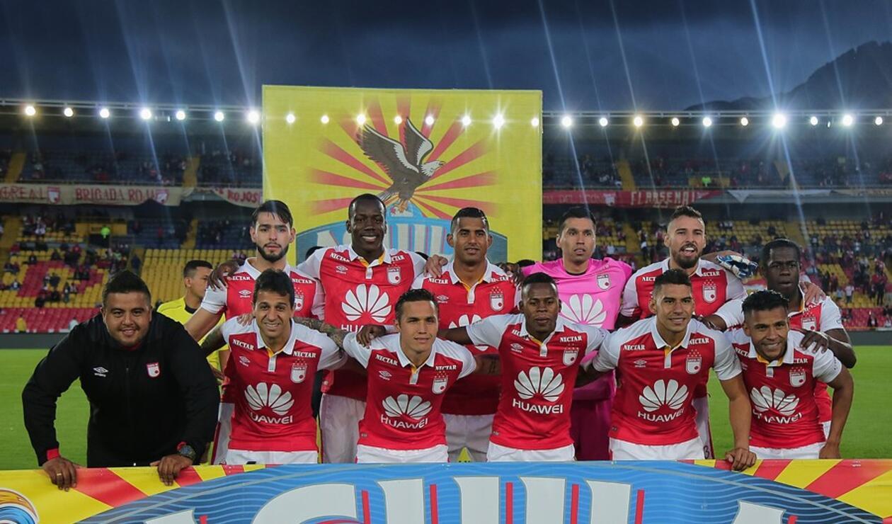 Independiente Santa Fe, Liga Águila 2018-II