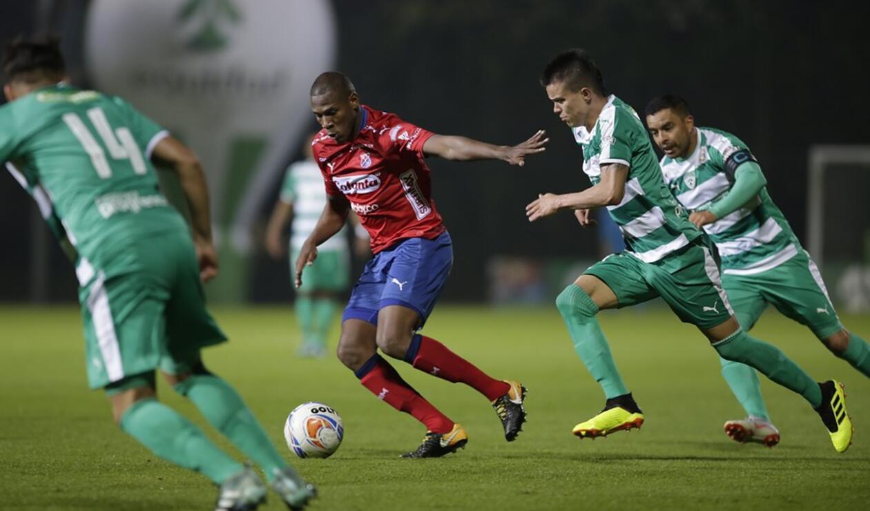 Equidad es líder de la Liga Águila 2018-II