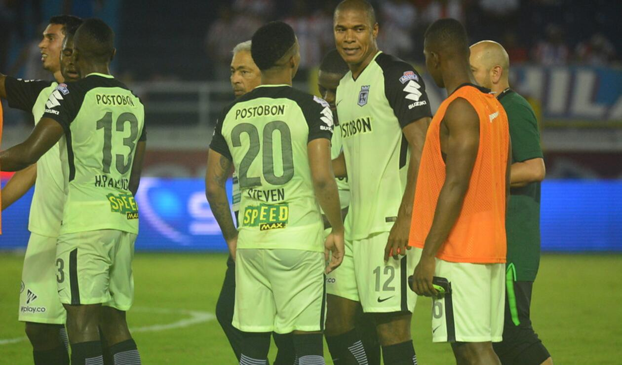 Atlético Nacional, en Copa Águila 2018