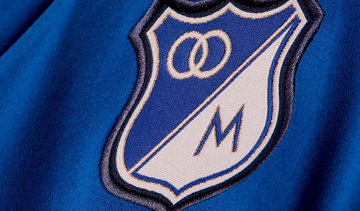 Escudo oficial de Millonarios