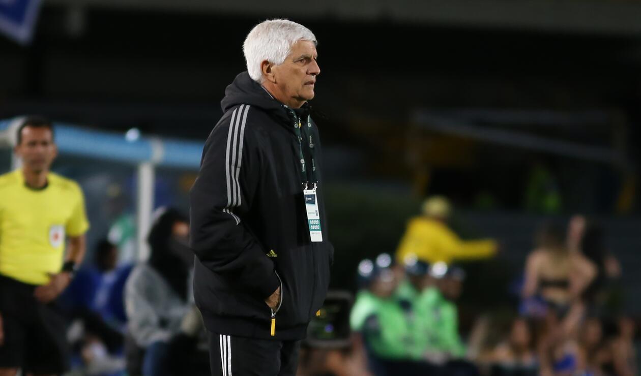 Julio Comesaña, técnico de Junior de Barranquilla