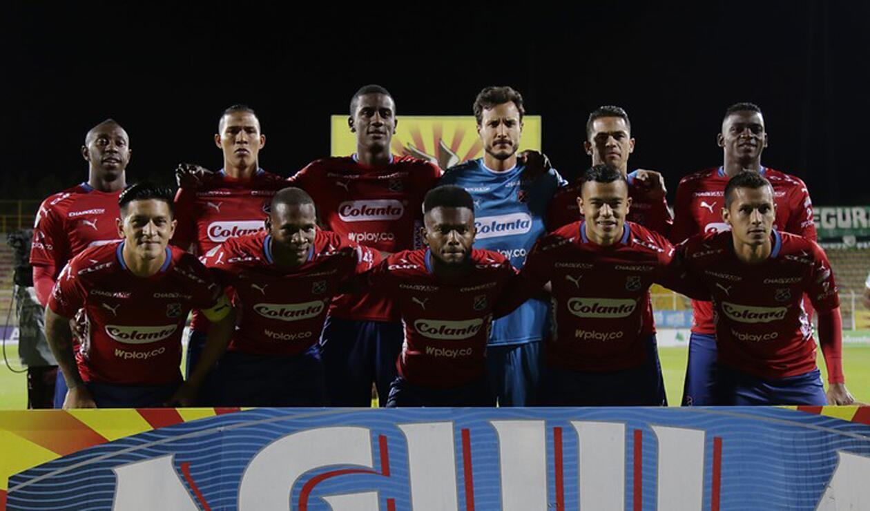 Independiente Medellín en juego ante Equidad