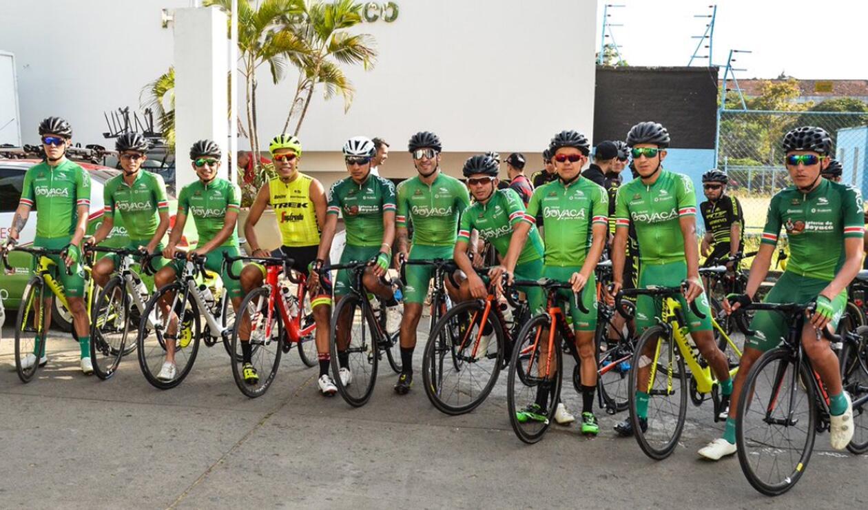 Jarlinson Pantano, ciclista colombiano