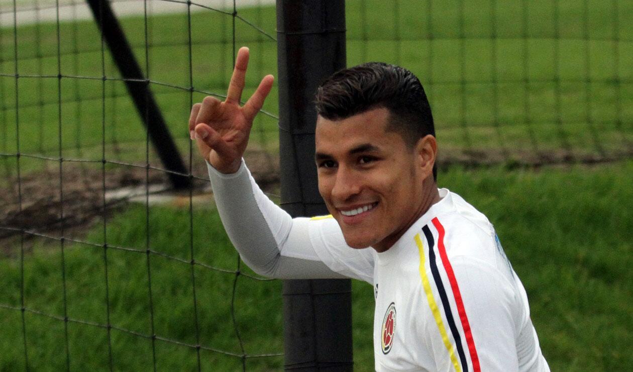 Jeison Murillo, convocado después de casi dos años a la Selección Colombia