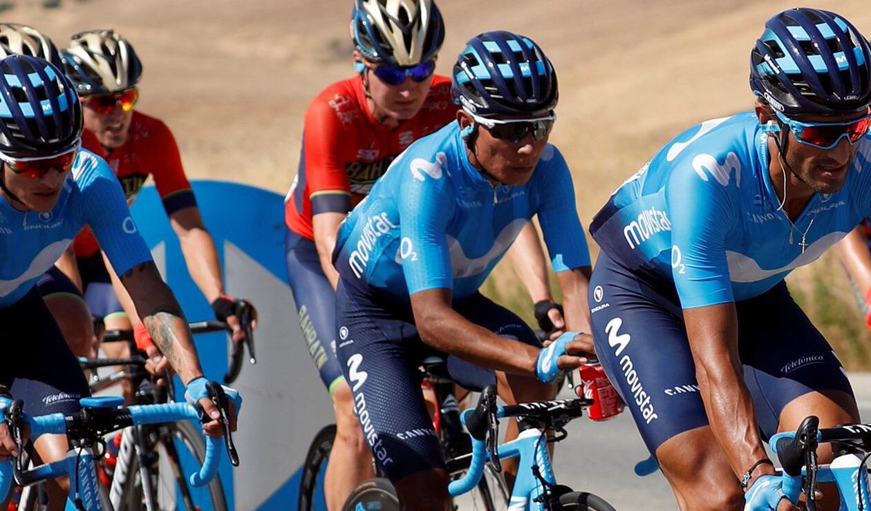 Nairo Quintana, ciclista boyacense