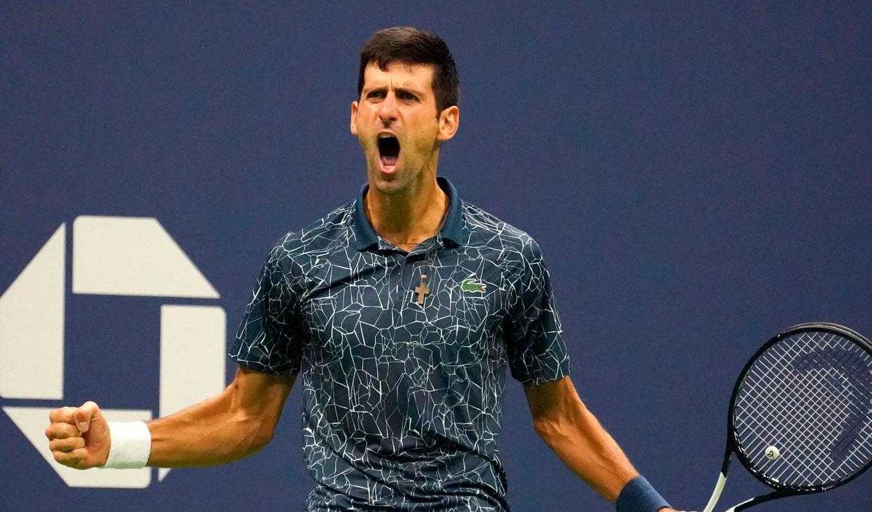 Novak Djokovic ganó su título 14 en Gran Slam tras vencer a Juan Martín Del Potro en el Us Open 2018