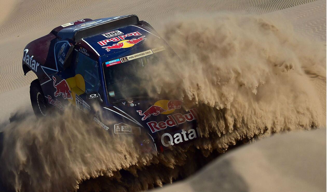 El Dakar 2019