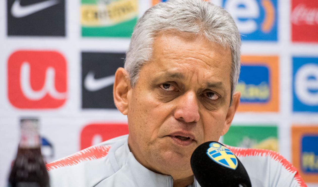 Reinaldo Rueda, técnico de Chile