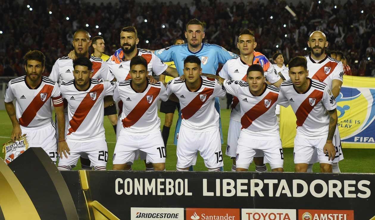 River Plate suma 7 puntos en la tabla de posiciones