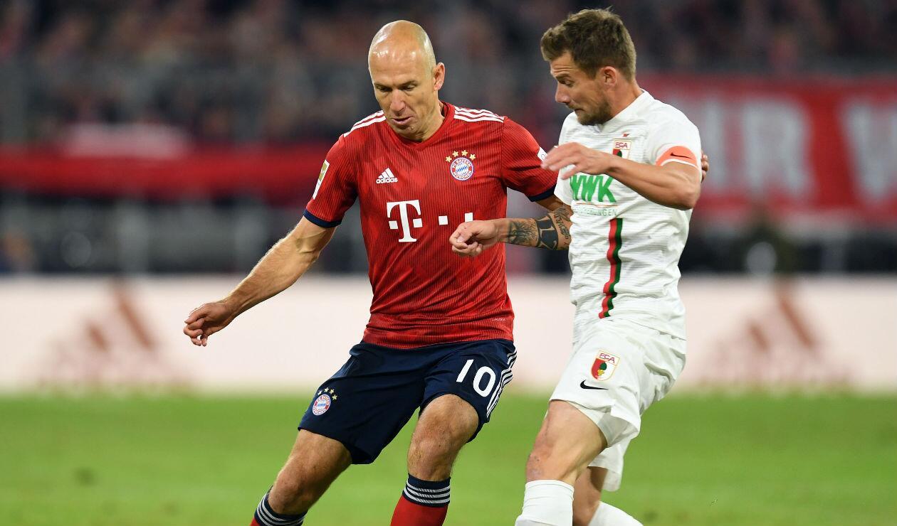Bayern Múnich - Ausburgo