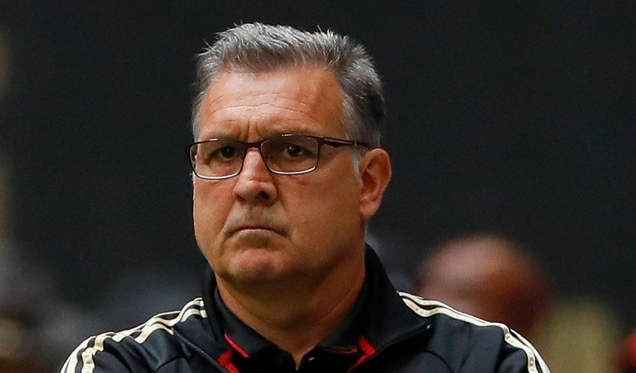 Gerardo Tata Martino, actual técnico del Atlanta United en la MLS