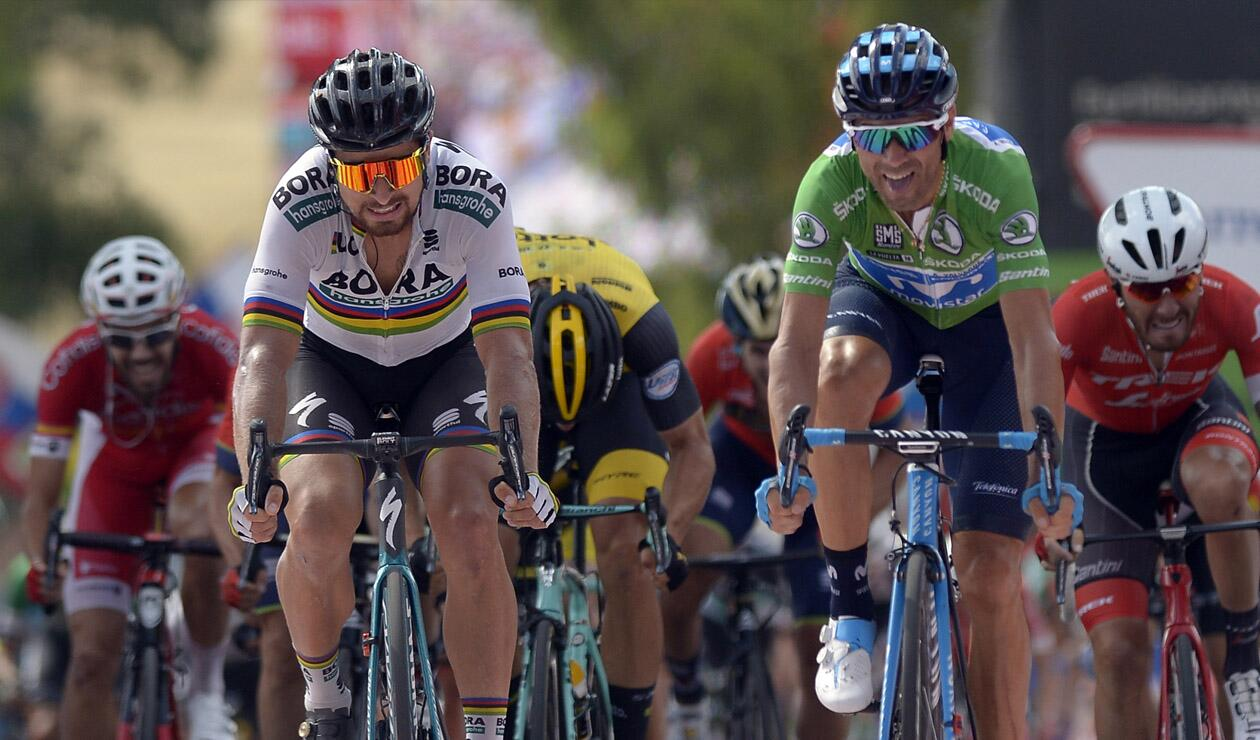 Sagan y Valverde