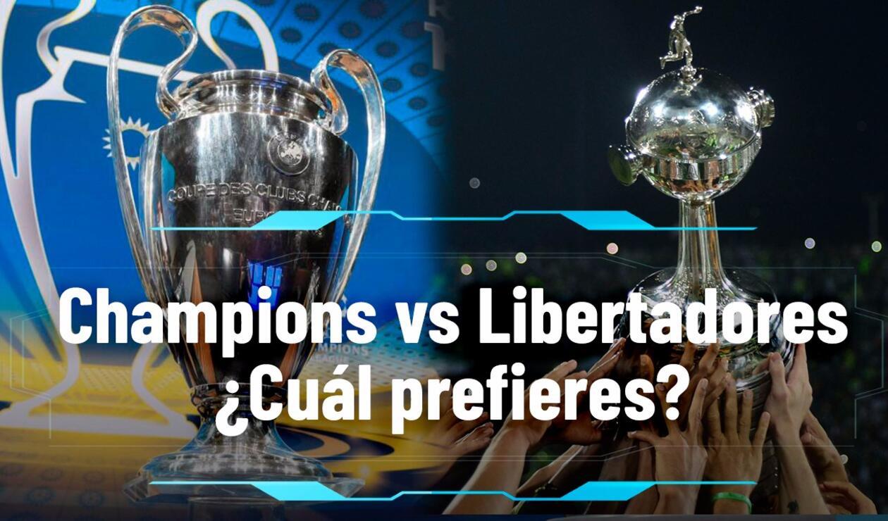 Mientras la Champions inicia, la Copa Libertadores comenzará la disputa de los cuartos de final