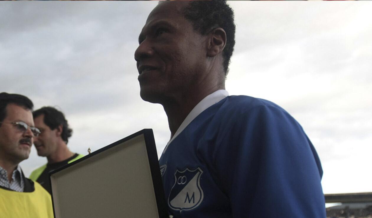 Willington Ortiz, exjugador de fútbol