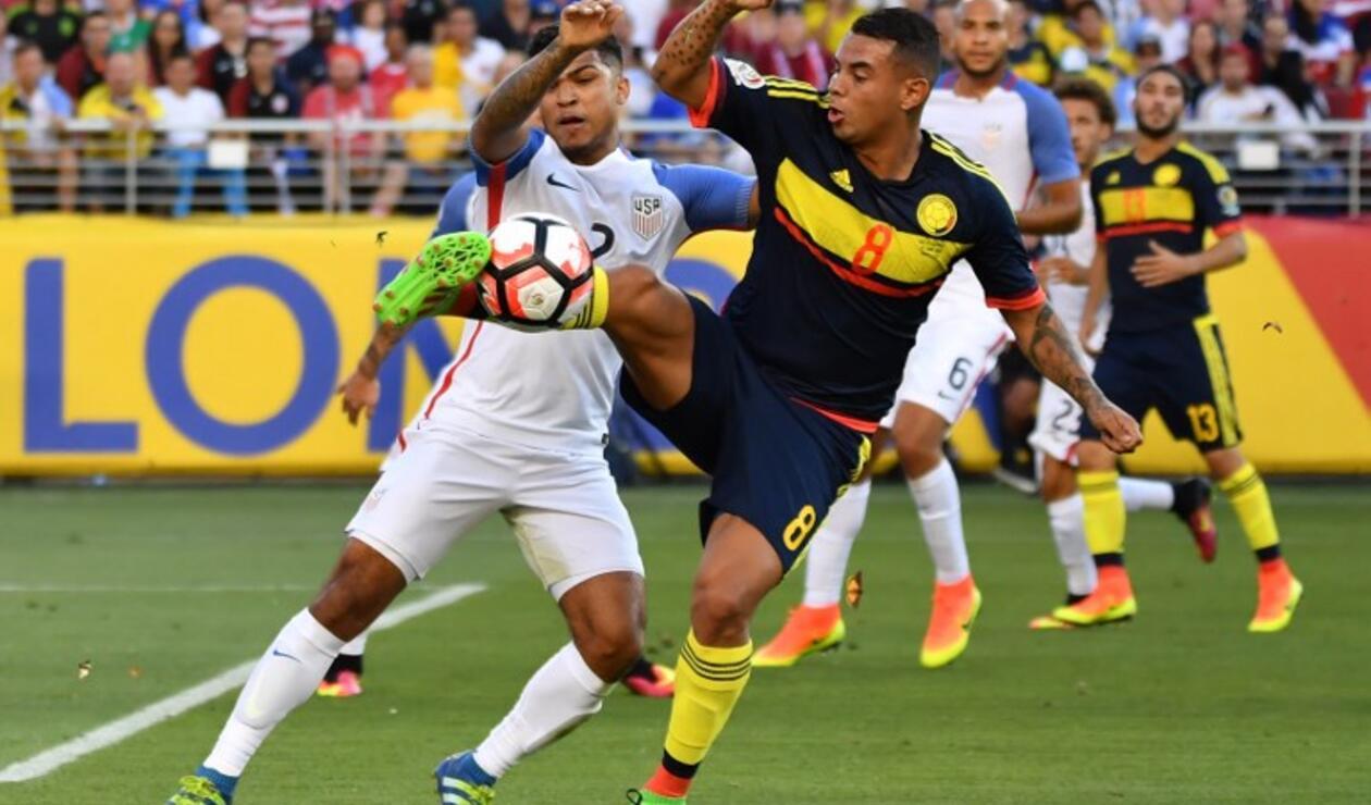 Colombia vs Estados Unidos Copa Centenario partido por fase de grupos