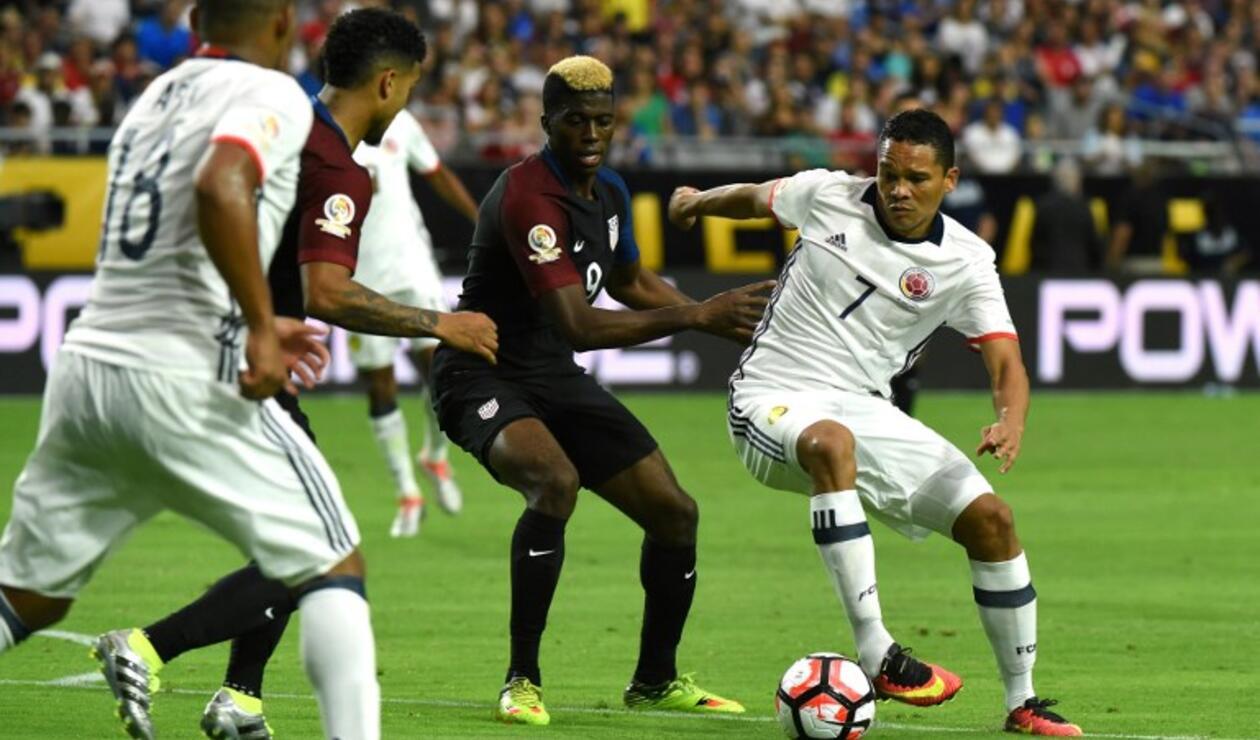 Colombia vs Estados Unidos Copa Centenario partido por tercer puesto