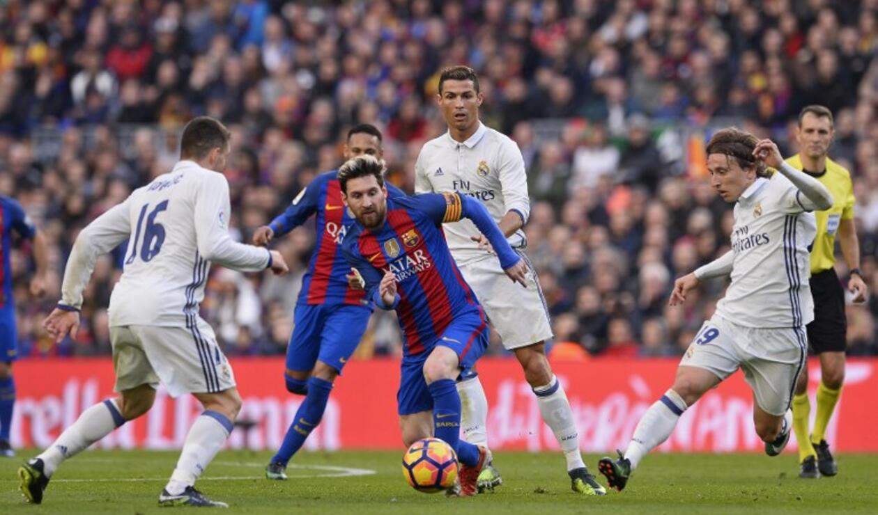 Barcelona- Real Madrid