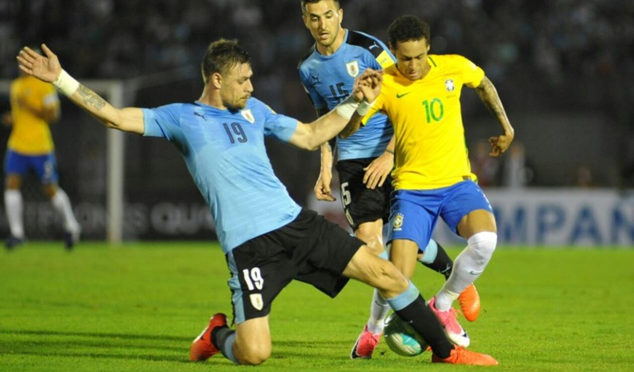 Brasil vs Uruguay jugarán un partido amistoso el 16 de noviembre.