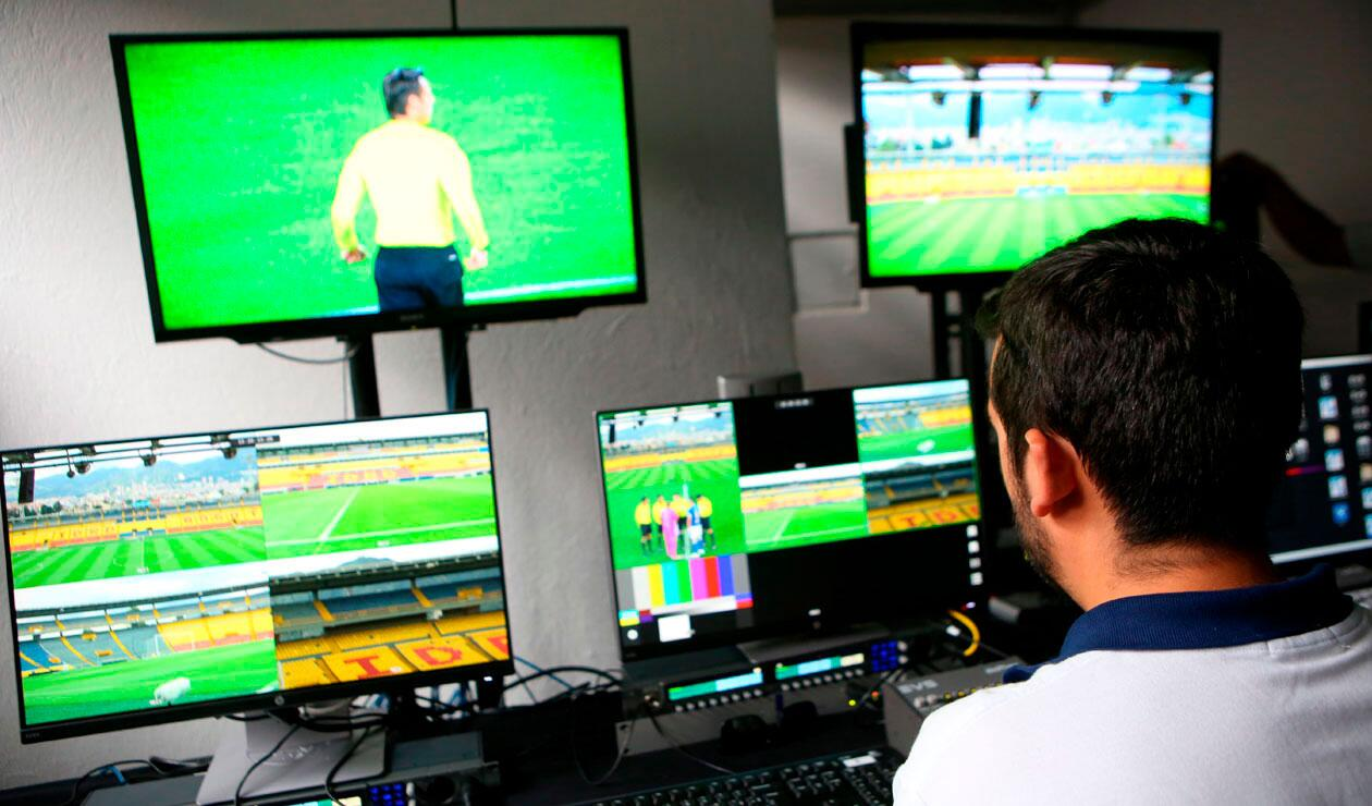 Santa Fe Vs Deportivo Cali será el primer partido que use el VAR en un estadio del fútbol colombiano