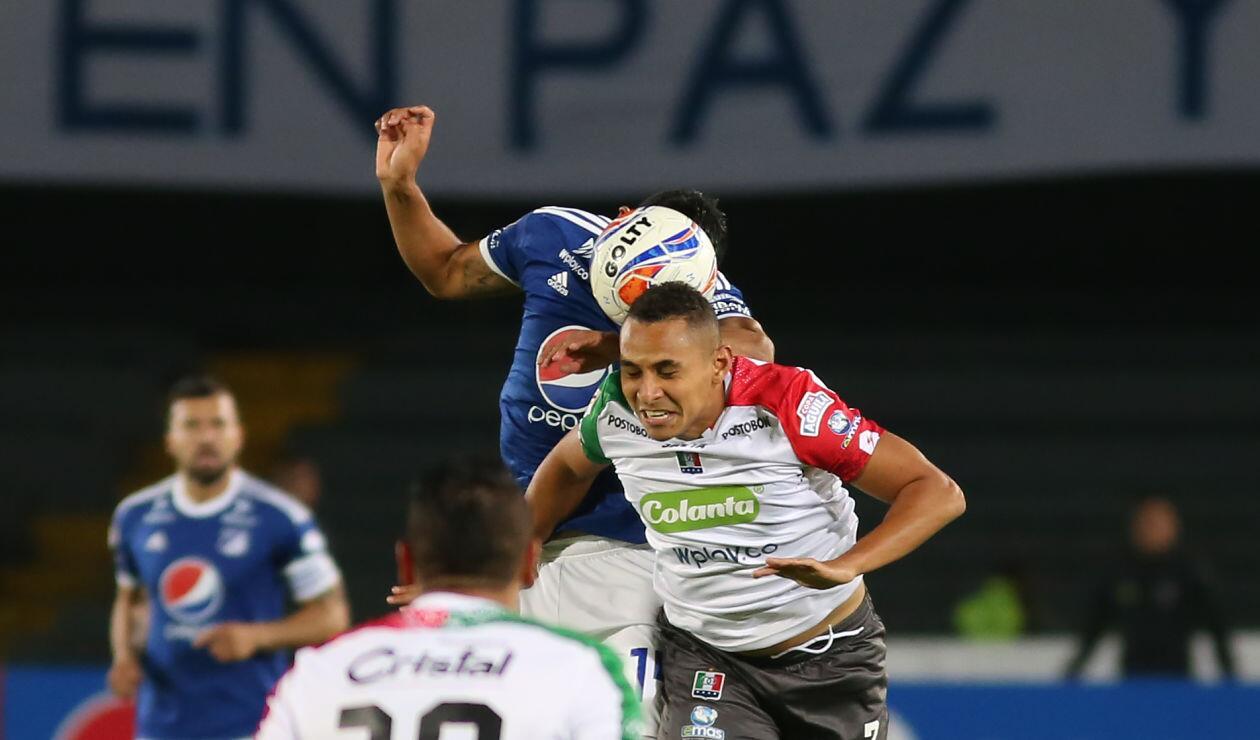 Miguel Ángel Russo quedó en la mira por el mal momento que atraviesa Millonarios