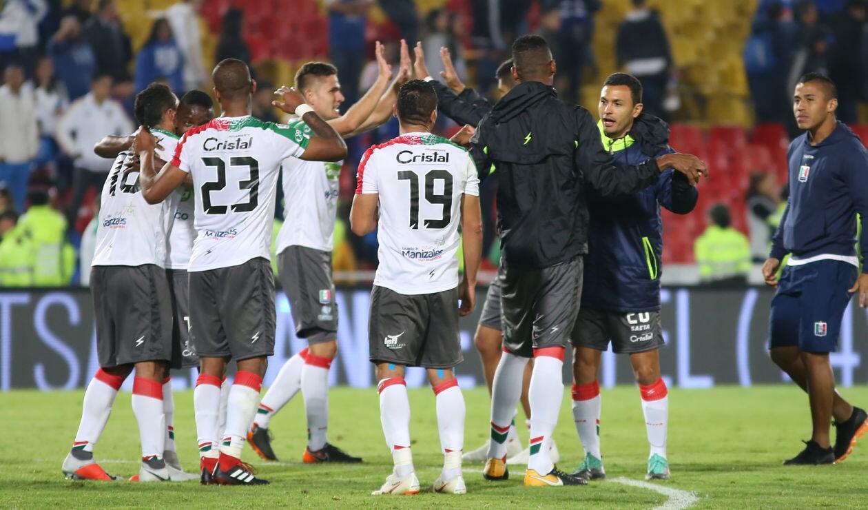 Once Caldas disputará por segunda vez la final de la Copa Águila