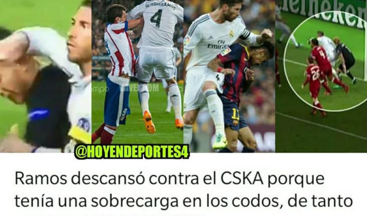 Memes de la derrota del Real Madrid