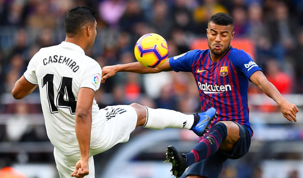 Barcelona llegaba al clásico ante Real Madrid tras vencer a Sevilla e Ínter de Milán
