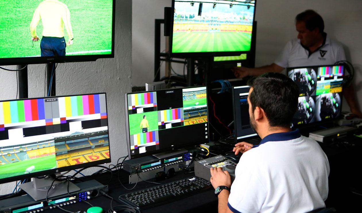 La Conmebol decidió usar la tecnología del VAR en los cuartos de final de la Copa Sudamericana