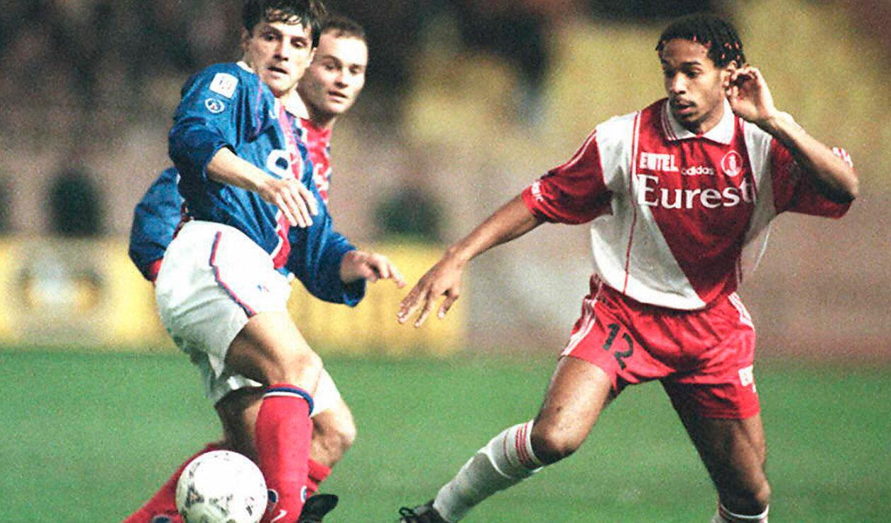 Thierry Henry se sintió más cómodo en Estados Unidos, donde finalizó su carrera en los New York Red Bulls