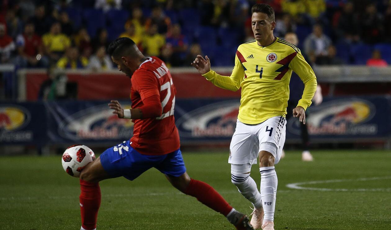 De cuatro partidos con Arturo Reyes, Colombia ganó tres y empató uno