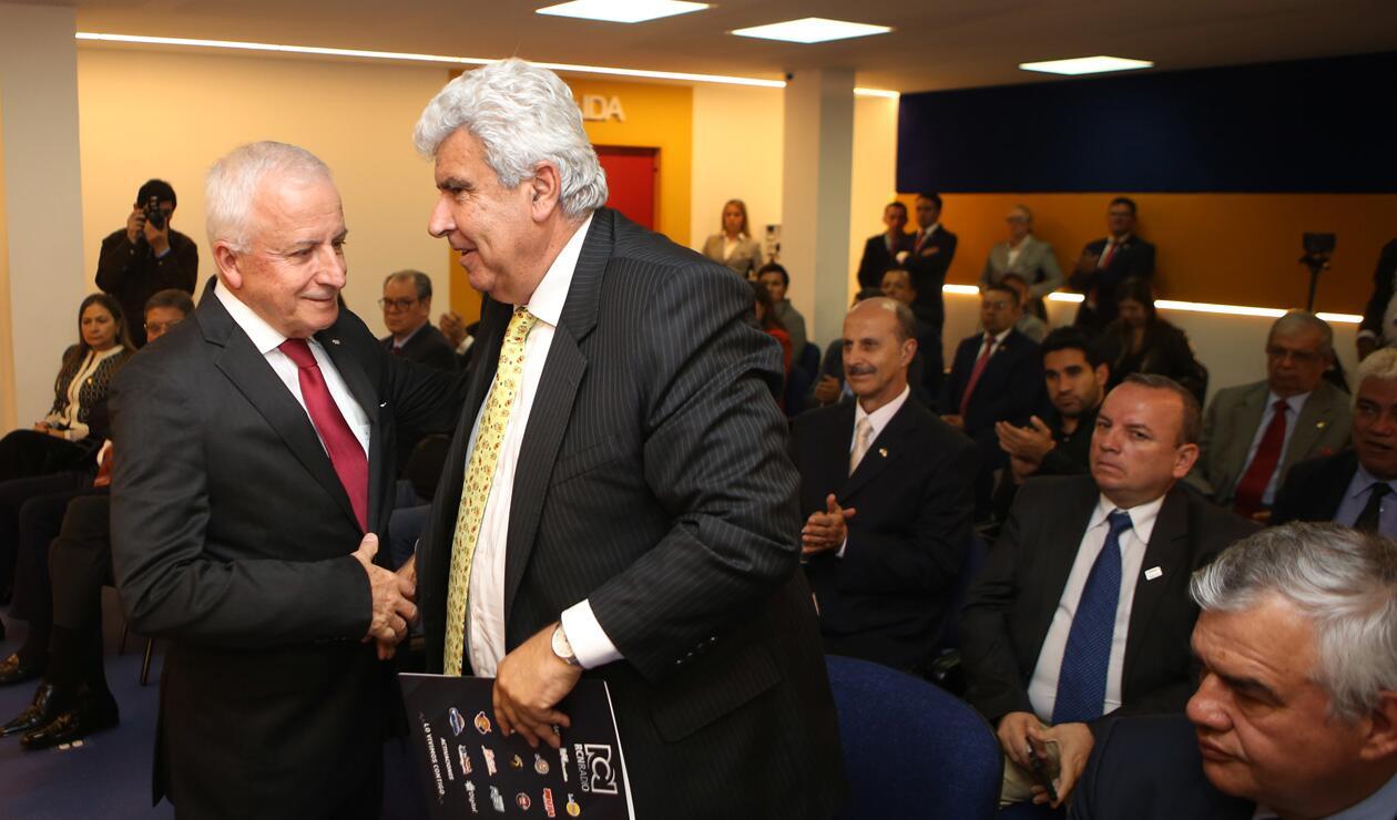 Baltazar Medina y Fernando Molina Soto