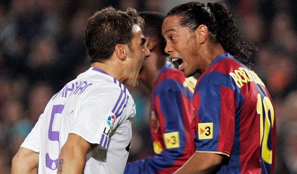 Barcelona era dirigido en aquella temporada 2007-2008 por el holandés Frank Rijkaard