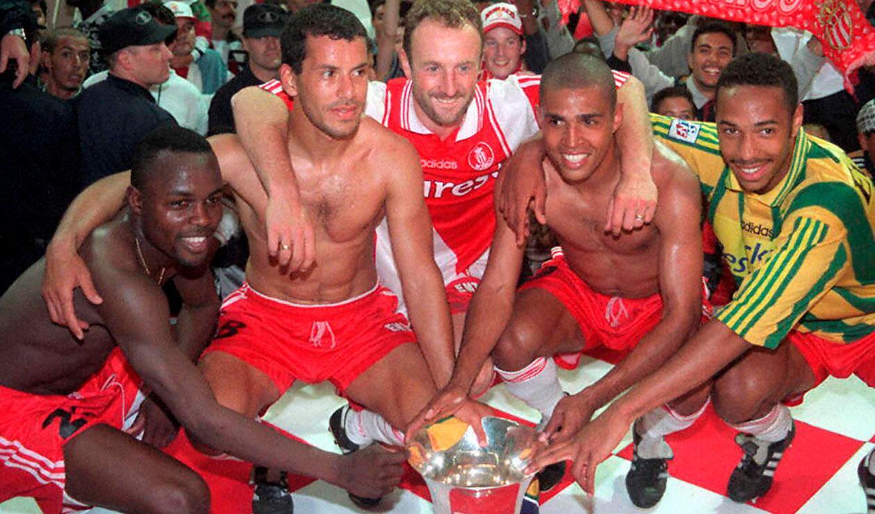 Thierry Henry vivió el Mundial ruso como ayudante del seleccionador español de Bélgica Roberto Martínez