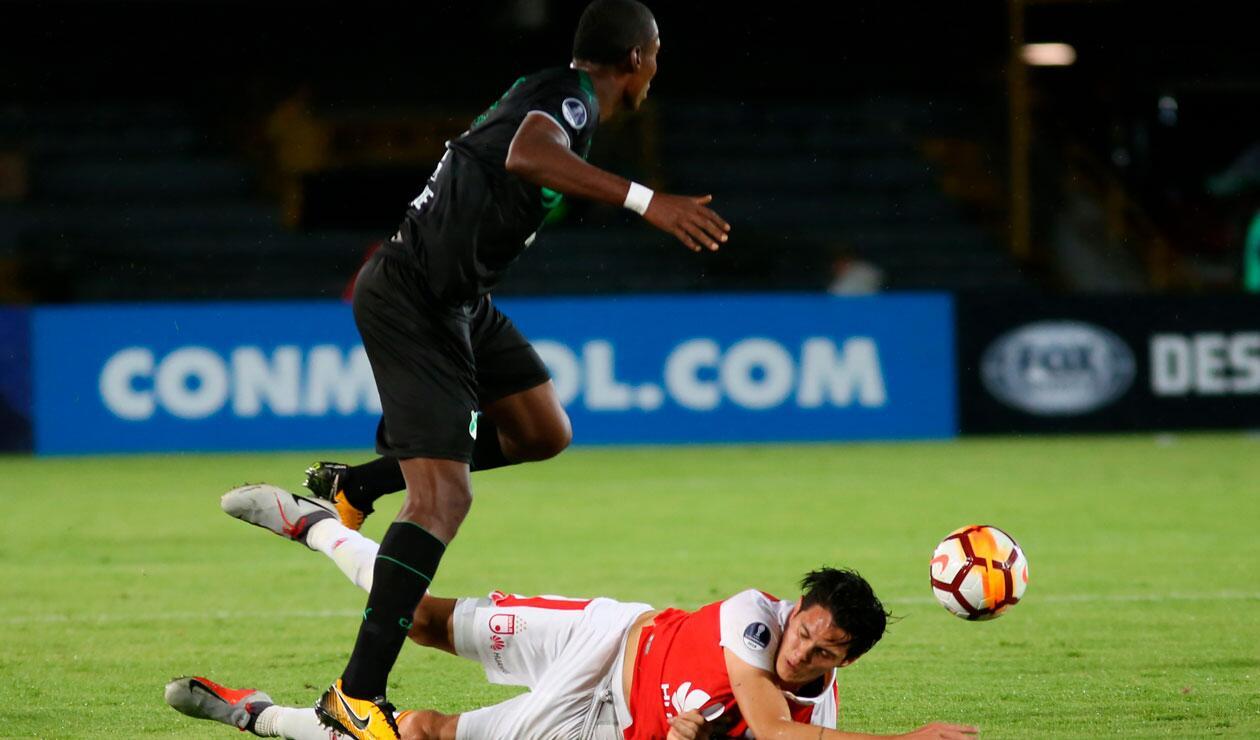 En el caso de Gerardo Pelusso se especuló que podría salir del Cali si queda eliminado en la Sudamericana