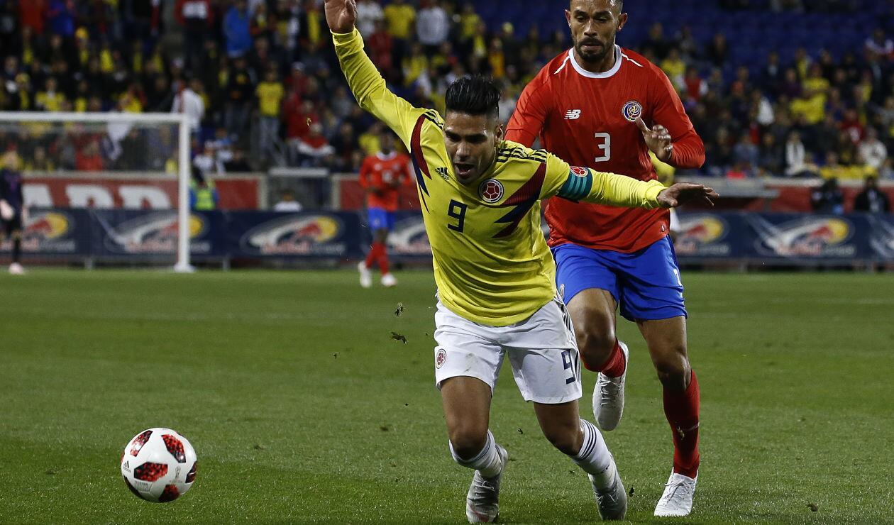 Colombia podría afrontar dos partidos amistosos en noviembre próximo