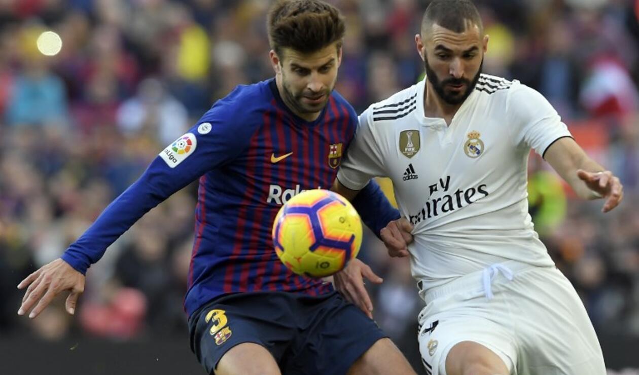 Real Madrid afrontó el clásico ante Barcelona con la incertidumbre por saber el futuro del técnico Julen Lopetegui