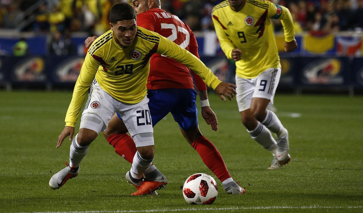 Colombia anunciará a su nuevo entrenador a finales del presente año