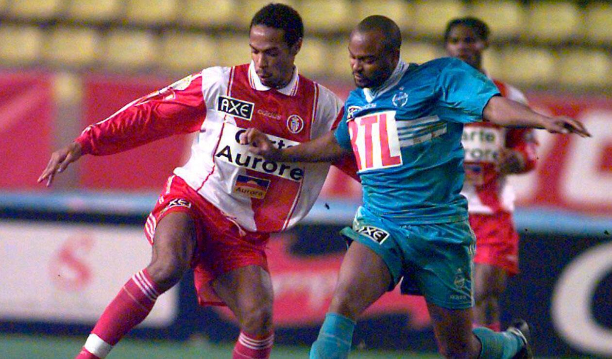 El Mónaco le ha ofrecido a Thierry Henry una ocasión para recuperar su prestigio