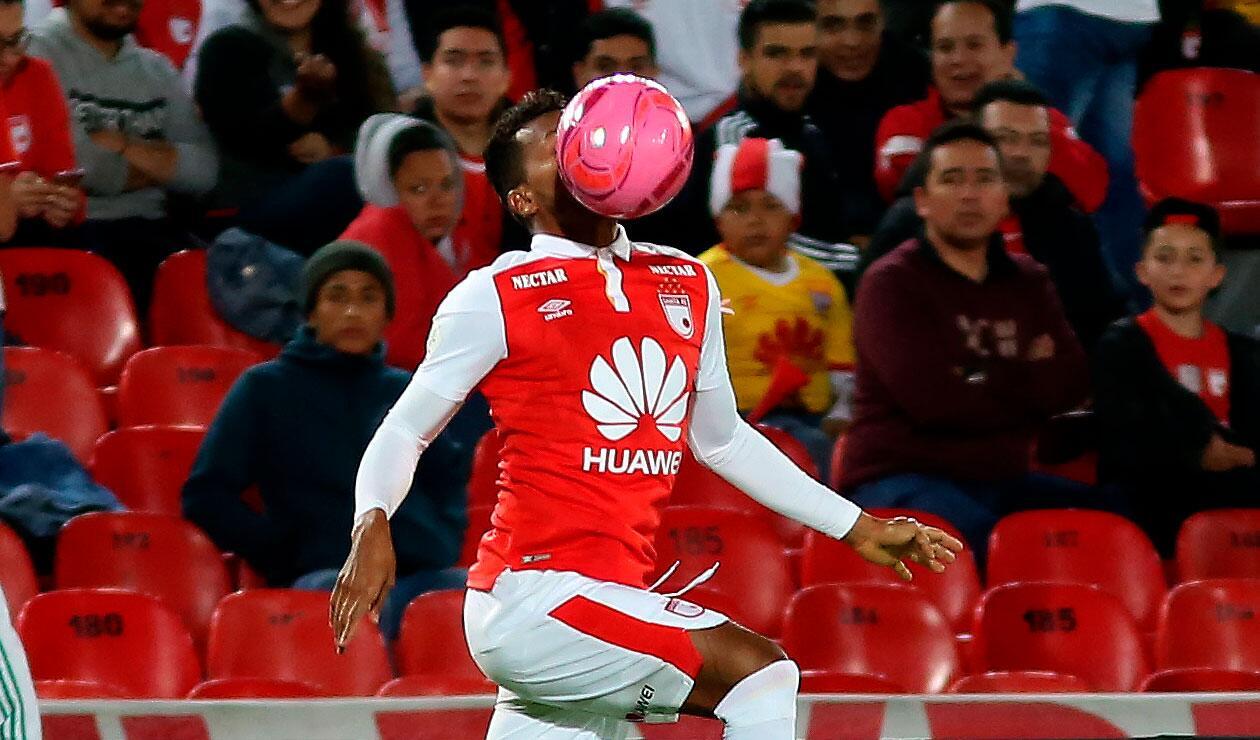 Santa Fe también enfrentará a Tolima y Millonarios en las últimas fechas