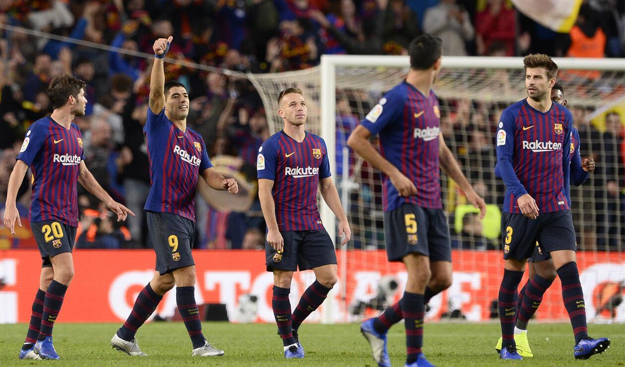 Barcelona vs Real Madrid, clásico español 2018