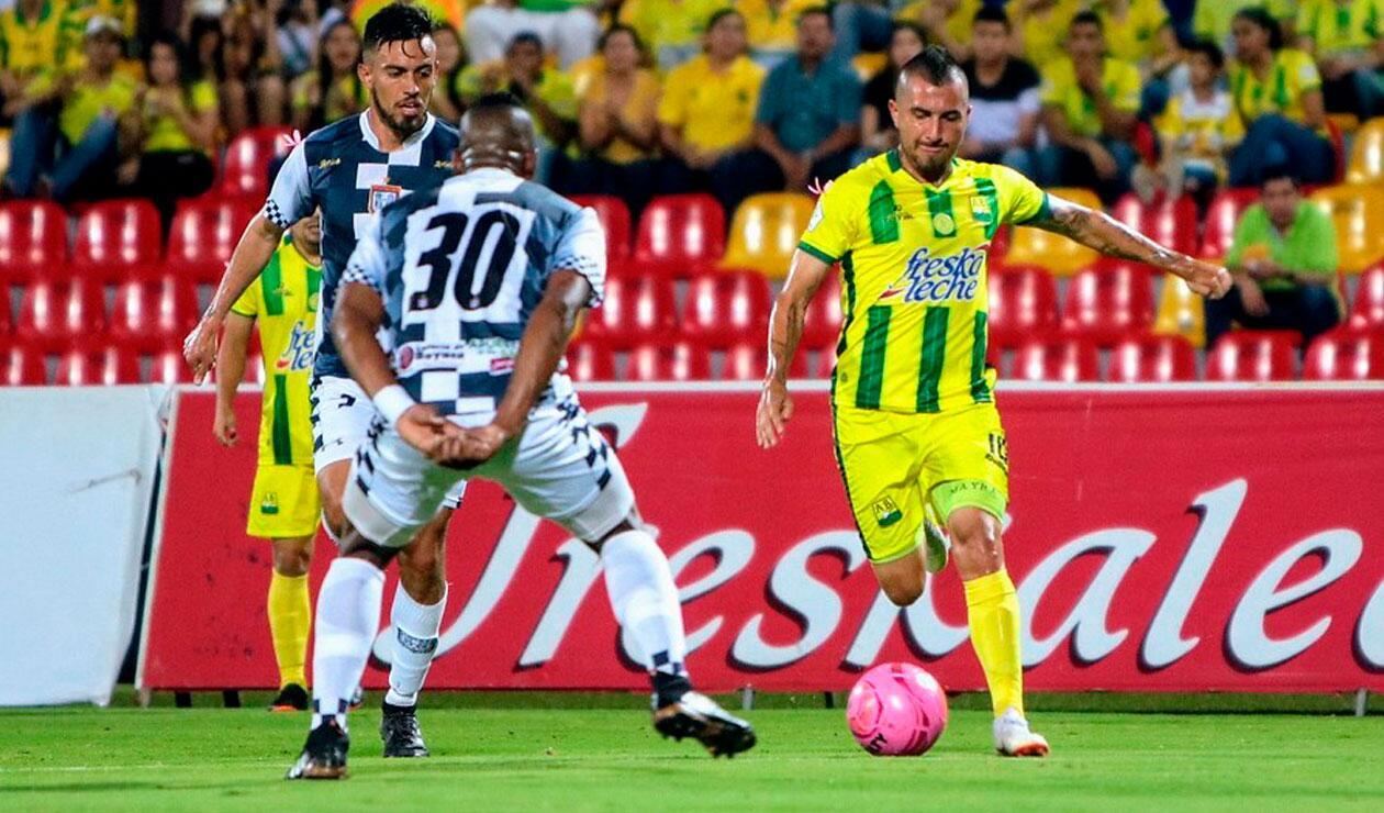 Bucaramanga llegó a 32 puntos y es el primer clasificado a las finales de la Liga Águila
