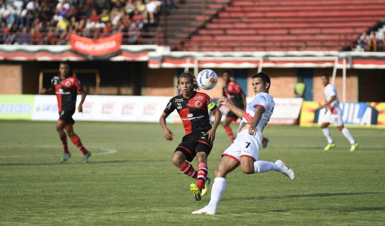 Cúcuta vs Cortuluá, Torneo Águila