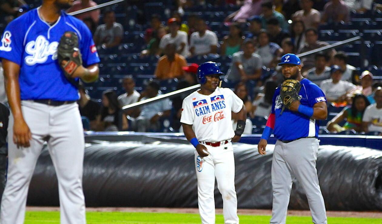 Tigres de Licey se llevó el título de la Serie Internacional de Beisbol en Barranquilla