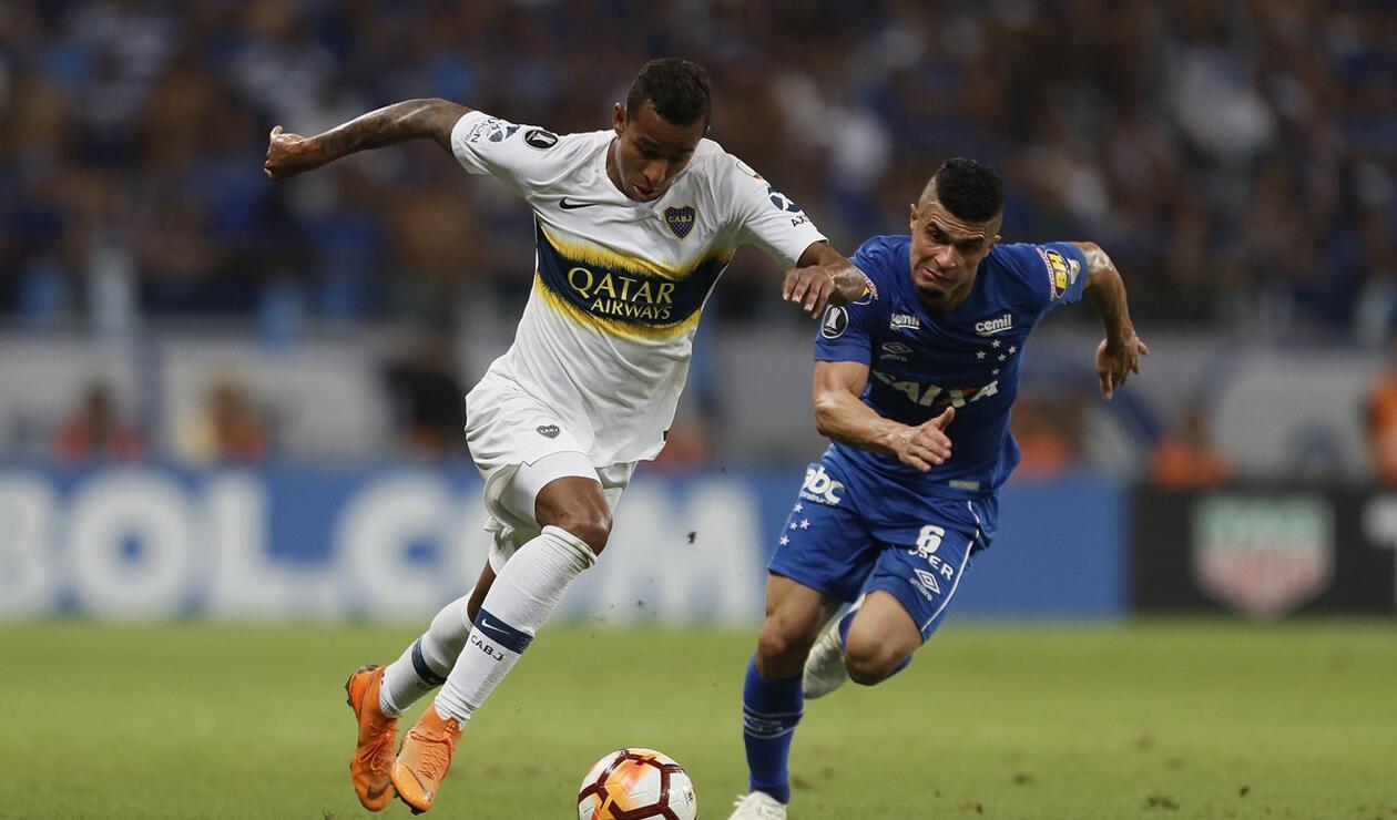 Cruzeiro vs Boca Juniors