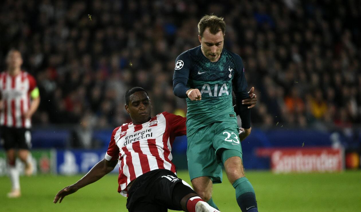 Christian Erikssen - Tottenham Hotspur
