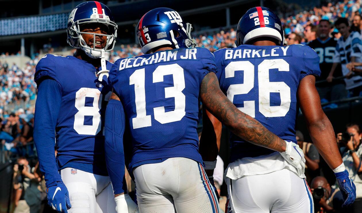 Giants, equipo de New York que hace parte de la NFL