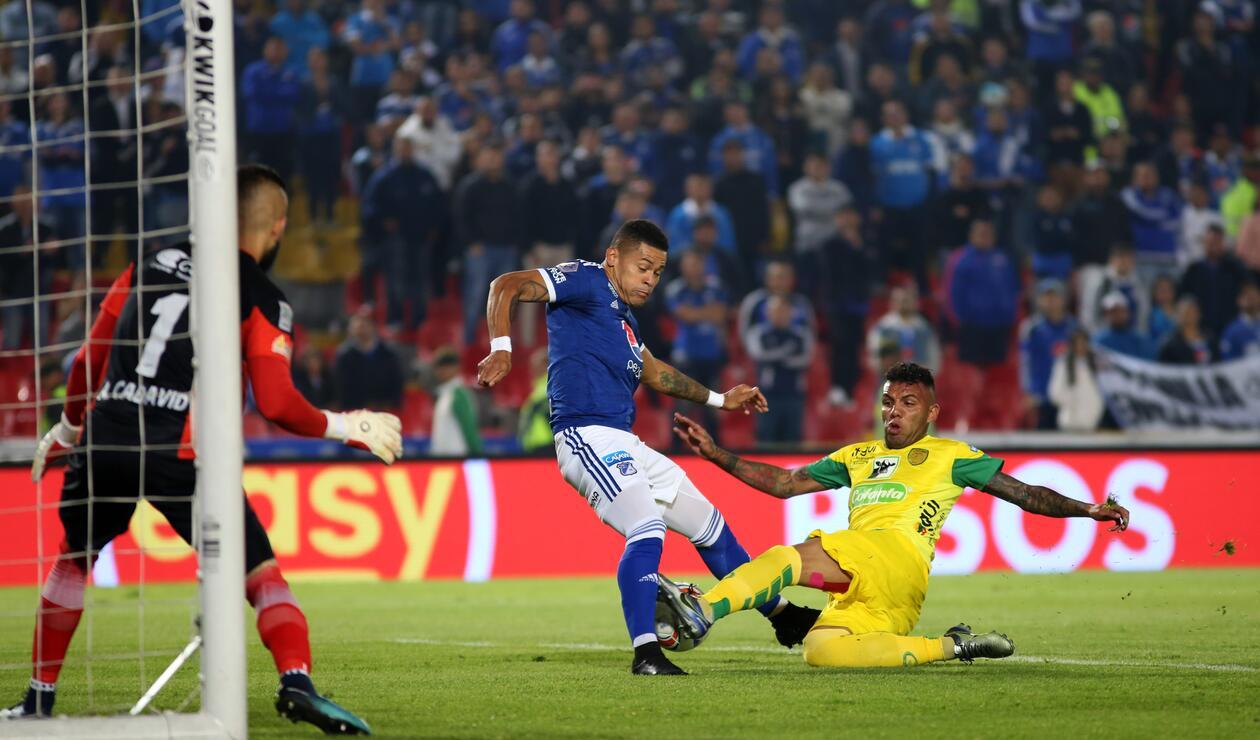 Millonarios vs Leones - Liga Águila